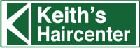 Keith's Haircenter Retina Logo