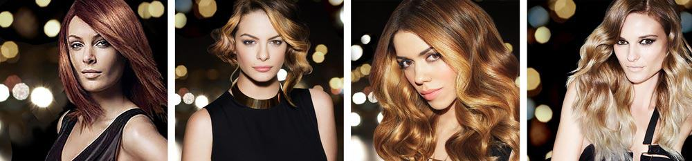 hair color by redken banner